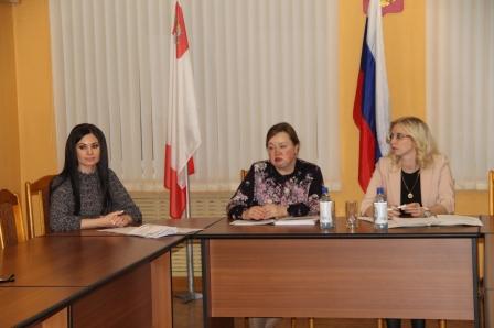 14 декабря в администрации Великоустюгского муниципального района состоялось собрание опекунов совершеннолетних недееспособных граждан